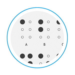 Braille Letter Design
